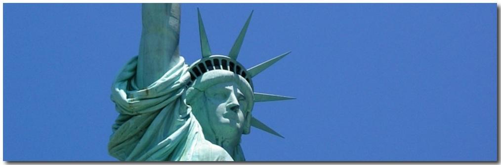 Statute of Liberty Shadow